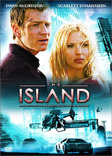 The Island affiche