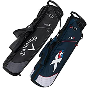 Callaway Golf Hyper Lite 1 Pencil Lightweight Carry Bag Dual Strap