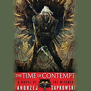 The Time of Contempt Audiobook