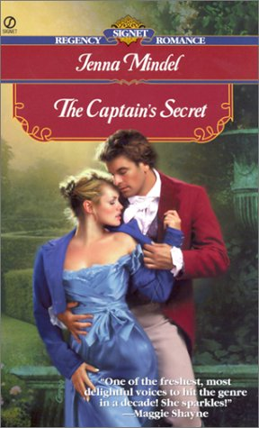 The Captain's Secret (Signet Regency Romance), Jenna Mindel