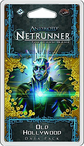 Netrunner LCG: Old Hollywood Data Pack Card Game