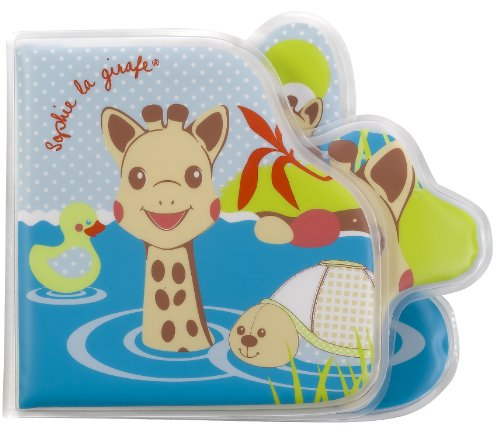 Sophie the Giraffe So'Pure Teether and Book Set - 1