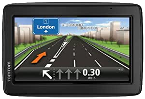 TomTom Start 25 5-Inch Sat Nav with UK Maps and Lifetime Map Updates