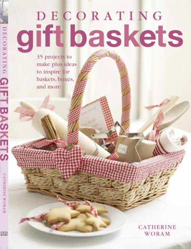Decorating Gift Baskets