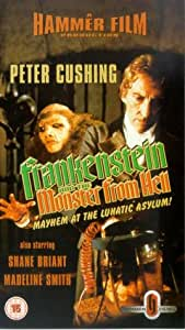 Frankenstein and the Monster from Hell [VHS] [1974]