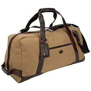 BARON CANVAS LARGE DUFFLE BAG BARON CANVAS LARGE DUFFLE BAG