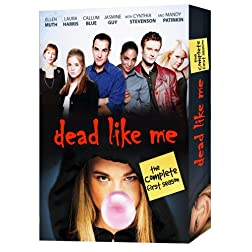 Dead Like Me: The First Season (Starring Ellen Muth, Mandy Patinkin)