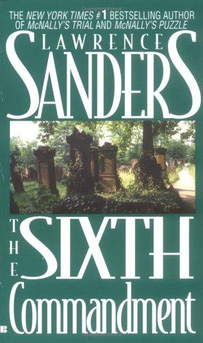 The Sixth Commandment, Lawrence  Sanders
