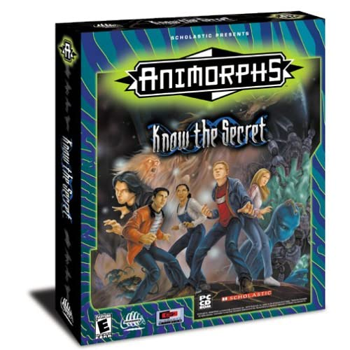 Animorphs ISO ENG (2000)