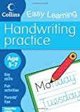 Collins Easy Learning - Handwriting Practice: Age 5-7
