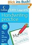 Handwriting Practice (Collins Easy Le...