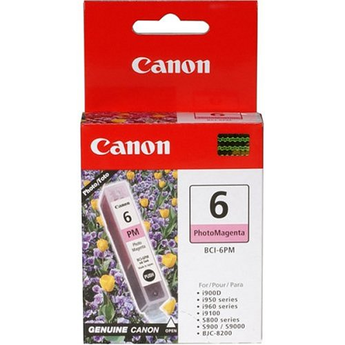 Canon BCI 6PM Photo Magenta Ink Tank