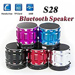 Life Like S-13 BLUETOOTH SPEAKER WITH USB/TF CARD/MIC SUPPORT