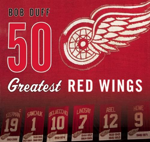 50 Greatest Red Wings PDF