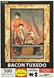 Bacon Tuxedo Puzzle by Flat River Group