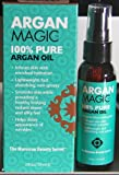 Argan Magic 100% Pure Argan Oil The Moraccan Beauty Secret 2 Fl Oz.