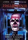 Halloween 2 - Das Grauen kehrt zurÃ?Ã?ck [DVD] (2001) Jamie Lee Curtis