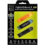 i-gotU Q-Band X Q-62 『iOS , Android 対応』 Bluetooth 4.0 対応 IPX7防水対応 Smart WristBand Fitness Tracker リストバンド3色付属