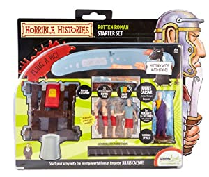Horrible Histories Toys: Roman Starter Set