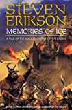 Memories of Ice (The Malazan Book of the Fallen) Steven Erikson