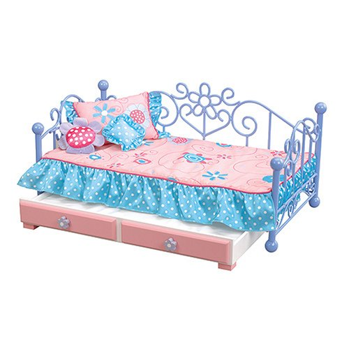 American Girl Doll Loft Bed DIY additionally Drawer Or Trundle Bed 18 ...