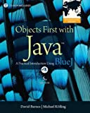 Objects First with Java:A Practical Introduction Using BlueJ/generic MyProgrammingLab with Pearson eText Student Access Code Card (CY2012) David J. Barnes