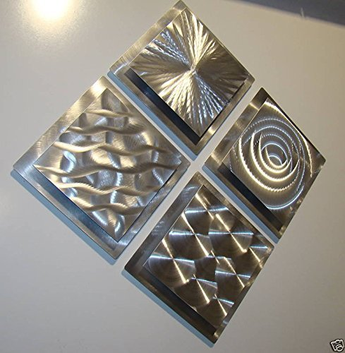 8 R4good 2015 Sale 4 Squares Modern Abstract Metal Wall Art Sculpture Contemporary Home Accents Us Surprise Mall