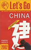 img - for Let's Go 2002: China (Let's Go: China) book / textbook / text book