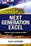 Next Generation Excel: Modeling in Excel for Analysts and MBAs (Wiley Finance) deals and discounts