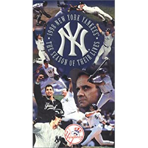 1998 New York Yankees: The Season of their Lives movie