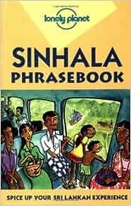 Lonely Planet Sinhala Phrasebook: Swarna Pragnaratne