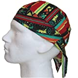 Fitted BANDANA African Design