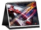 F1速報 限定卓上カレンダー2014