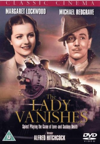 The Lady Vanishes (1938) [DVD]