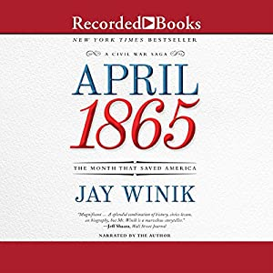 April 1865 Audiobook