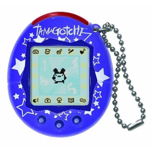 Bandai   18120 Tamagotchi Connexion Version 2 Farbe Blue Star