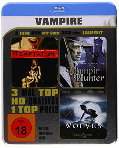 Vampire - Metallbox-Edition (3 Filme Blu-ray)