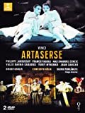 Philippe Jaroussky - Artaserse [2 DVDs]