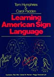 img - for Learning American Sign Language book / textbook / text book