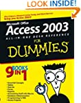 Access 2003 All-in-One Desk Reference...