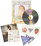 Prism 'Zinepak (CD+Mini-Mag+Patch+Temporary Tattoos & Nail Decals)