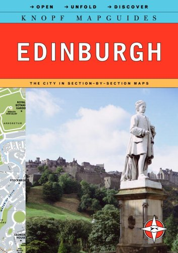 Knopf MapGuide: Edinburgh (Knopf Mapguides)
