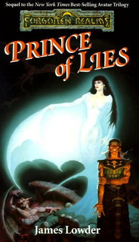 Image for Prince of Lies (Forgotten Realms)