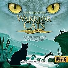Streifensterns Bestimmung (Warrior Cats: Special Adventure 4) Hörbuch von Erin Hunter Gesprochen von: Marian Funk