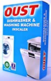 Oust Dishwasher & Washing Machine Limescale Food & Detergent Cleaner