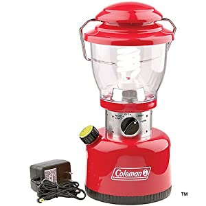 Retro Rechargeable Lantern - Family-Size by Coleman