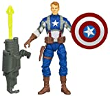 Avengers - 37462 - Figurine - Rocket Grenade Captain America