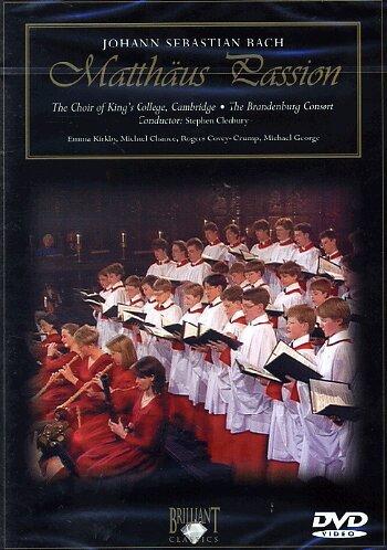 Bach-Matthaus Passion [DVD]