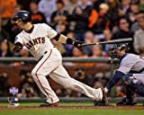 Marco Scutaro San Francisco Giants 2012 World Series Game 1 Action Photo 8x10