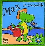 echange, troc Marie-Hélène Grégoire, Peggy Pâquerette - Max le crocodile (1Jeu)